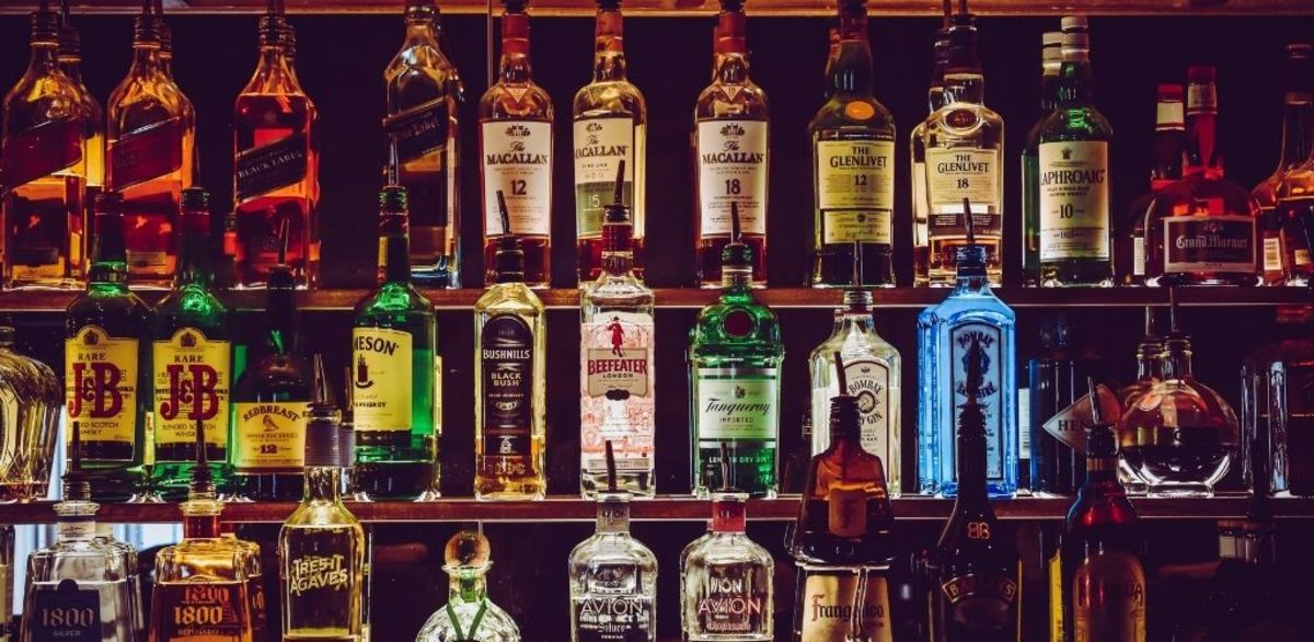 Alcohol by Franz Wright Visual Representation