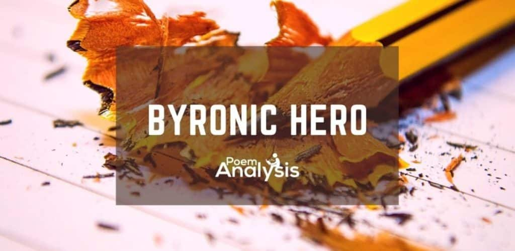Byronic Hero definition and examples
