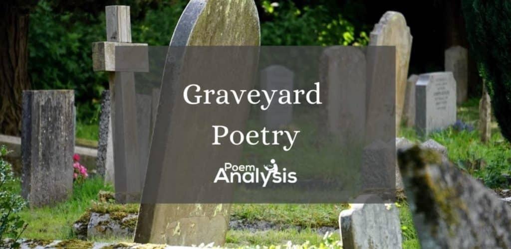 Poetry from Graveyard Poets