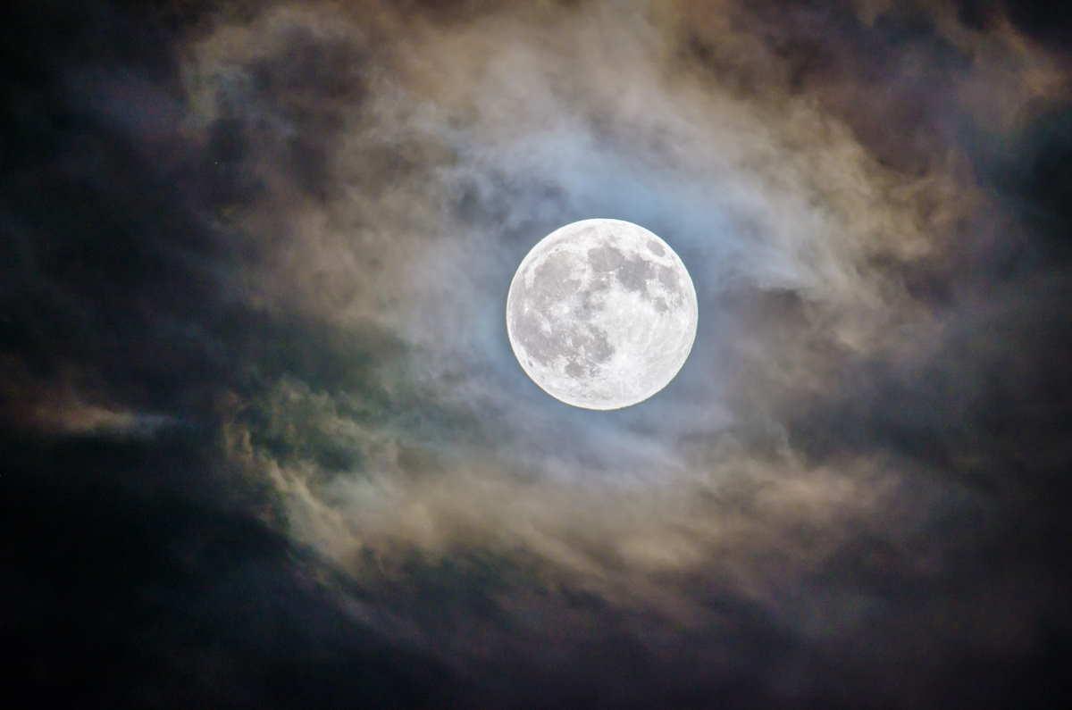 Moonlight by Sara Teasdale Visual Representation