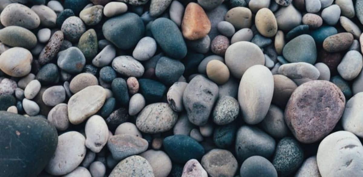Stone by Charles Simic Visual Representation
