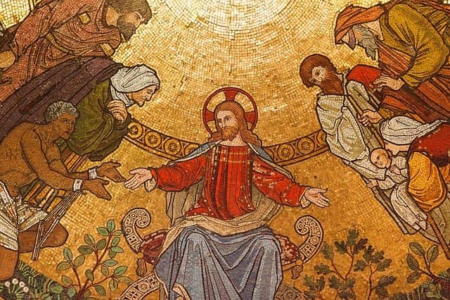 Looking for Judas by Adrian C. Louis Visual Representation